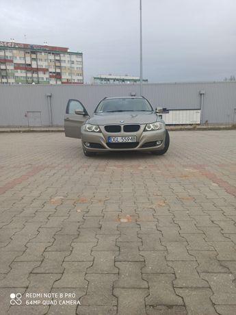 Sprzedam BMW E91 Anglik