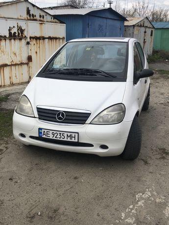 Мерседес Mercedes a 140 1998