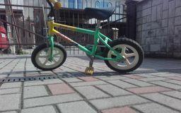 Mały rowerek dziecięcy Dino
