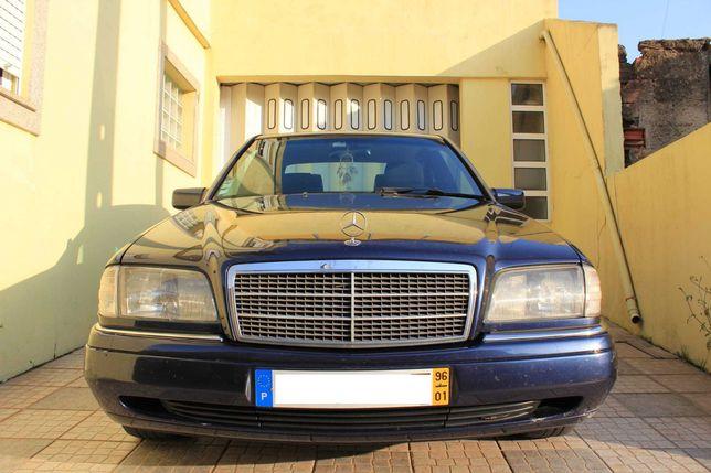 Vendo Mercedes C220 Diesel