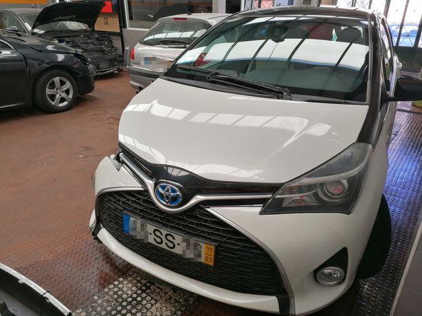 Toyota Yaris 1.5Hybrid de 2017