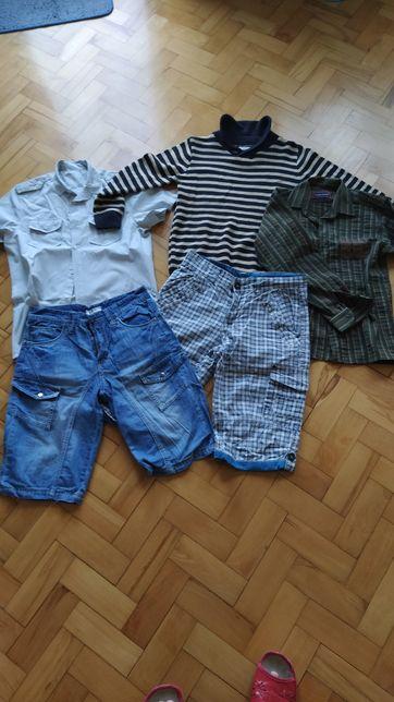Zestaw ubrań dla 12,13 latka