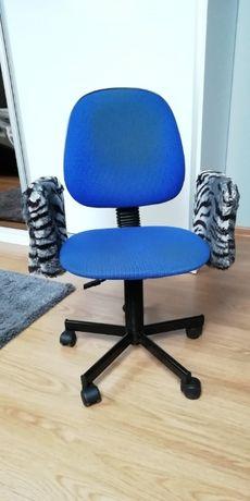 Krzesło do biurka, fotel biurowy.