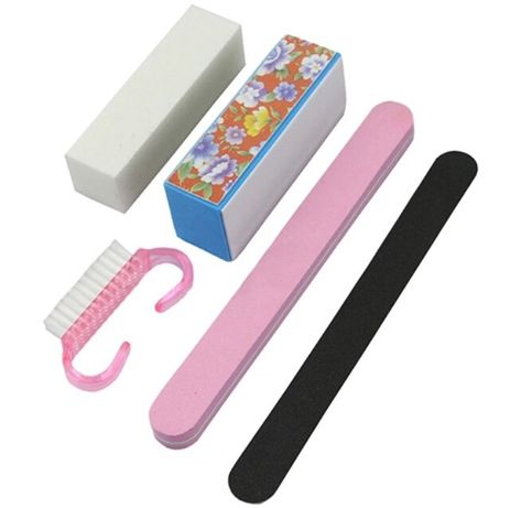 новый набор пилочек для маникюра /педикюра пилочка пилочки буфер пилки