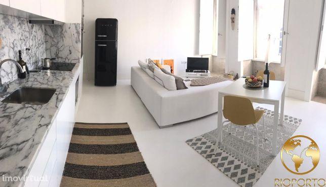 Excelente T1 para alojamento local (AL), em plena baixa do Porto