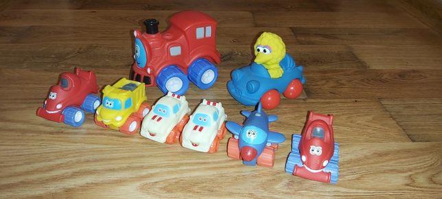 Samochody i pojazdy