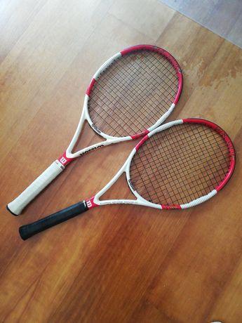 Raquetes Wilson BLX 95L