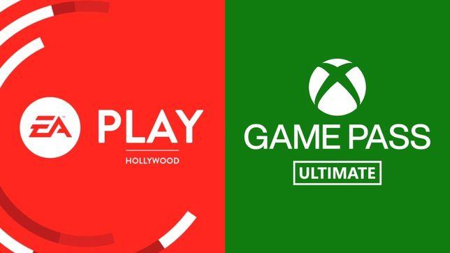 Xbox Game Pass Ultimate Подписка