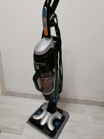 Aspirador vertical Rowenta clean & steam