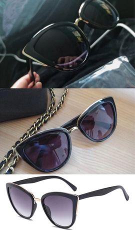 Солнцезащитные очки « Кошачий глаз « НОВЫЕ