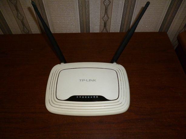Продам wifi роутер tp-link WR841N