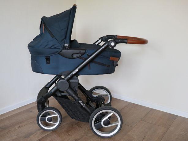 Детская коляска mutsy evo urban nomad 2 в 1 прогулочная и люлька