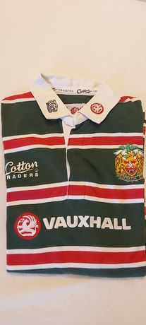 Camisola Rugby Leicester