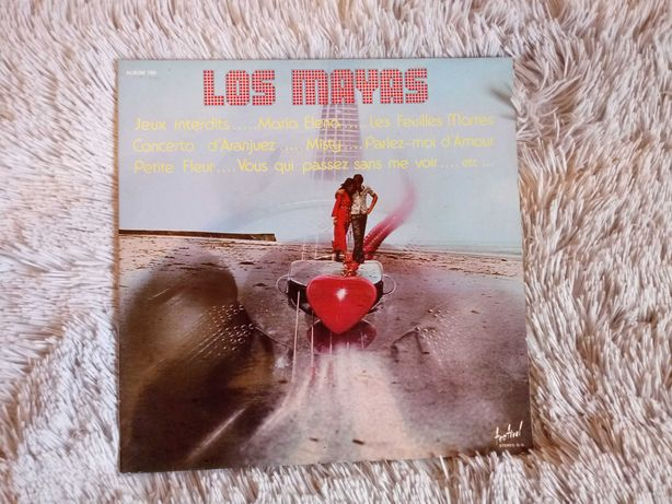 Winyl Winyle Płyta winylowa Płyty Winylowe Los Mayas