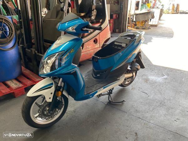 Para Peças Sym Motorcycles Joymax