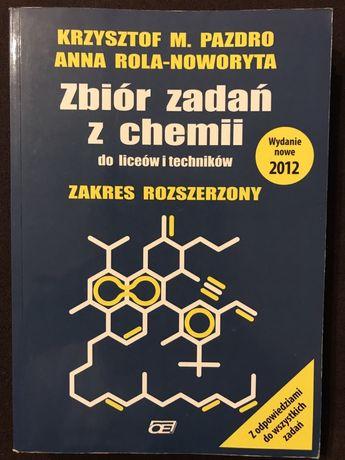Zbiór zadań z chemii dla liceów i techników