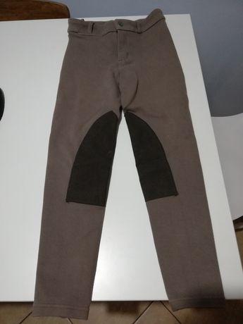 Bryczesy spodnie do jazdy konnej 133 - 142