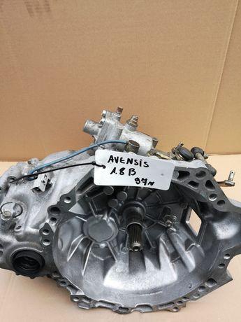 Skrzynia biegów po regeneracji Toyota Avensis 1.8 benzyna Model z 97 r