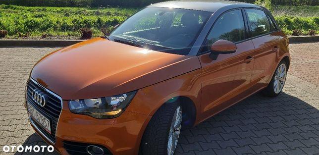 Audi A1 Audi A1 1.6 TDI 105PS SPORTBACK Ambiente