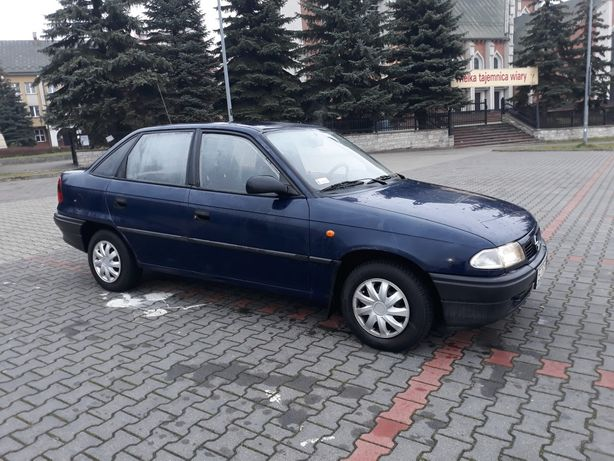 Opel astra f 2001 rok 1.4 benzyna Sprawny Samochód