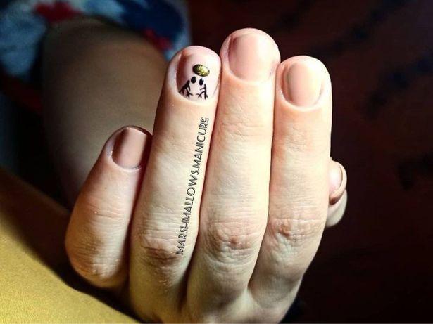Ищу модель на покрытие ногтей гель лак, шеллак 200 грн