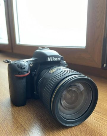 Nikon D750 Kit 24-120mm f/4 ED VR