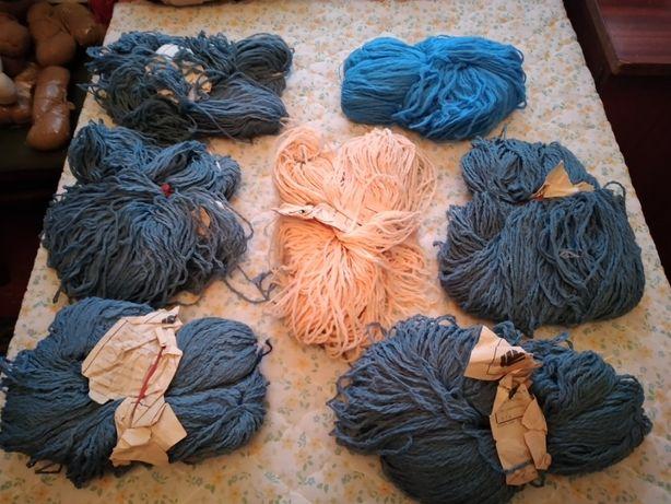 Нить для вязания