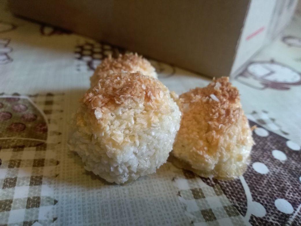 Кокосове печиво / кокосанка / кокосовое печенье
