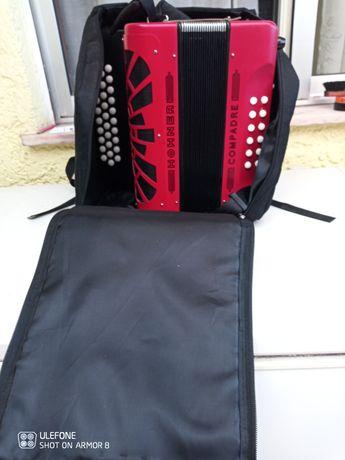 vendo concertina Hohner