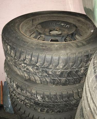 Opony zimowe Pirelli