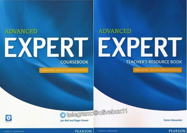 Expert Advanced 3rd Edition CAE (New Edition 2015 exam)