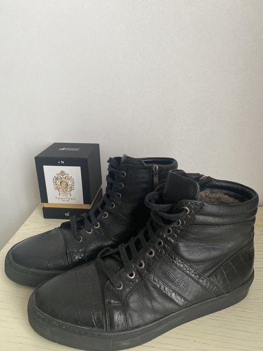 Чоловiчi черевики MIGUEL MIRATEZ 42р Черновцы - изображение 1