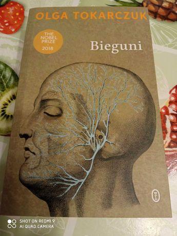 Sprzedam książkę Bieguni Olga Tokarczuk