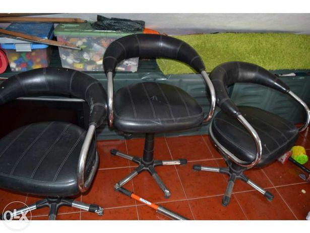 Cadeiras hidraúlicas