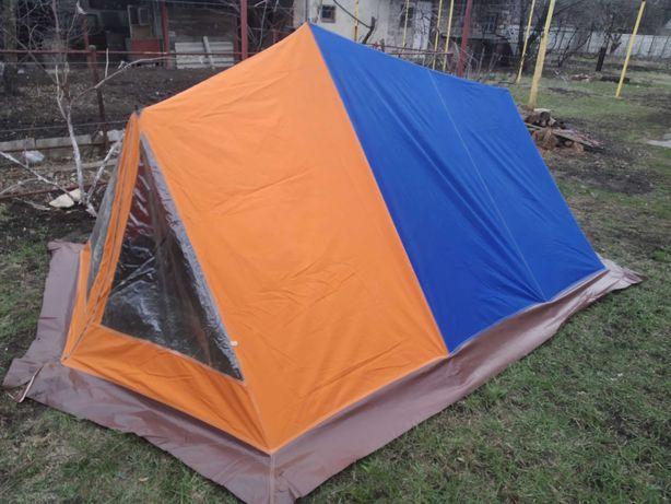 Палатка польская 3-х местная