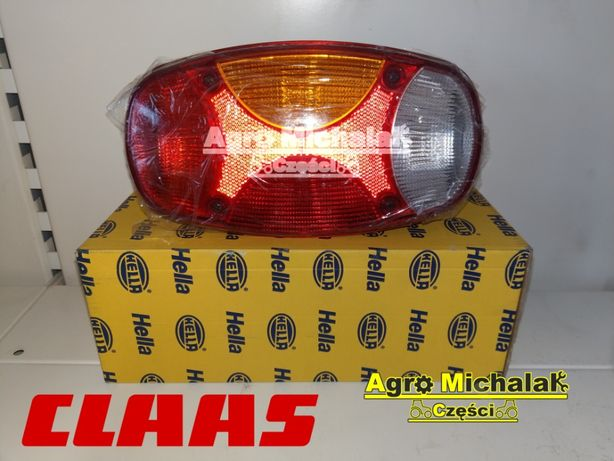 Lampa zespolona tylna lewa Claas scorpion 7030,7040,6040,9040,7050,60