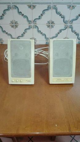 Colunas multimedia speaker system