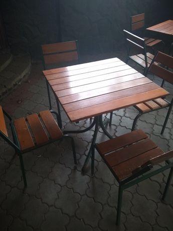 Набор мебели для кафе,для дачи.