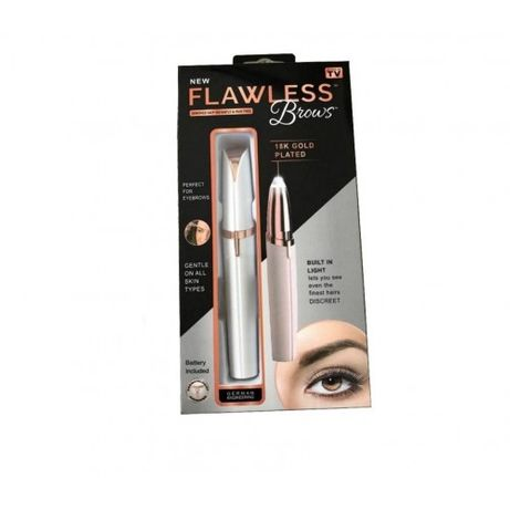 Эпилятор-триммер для бровей Flawless Brows