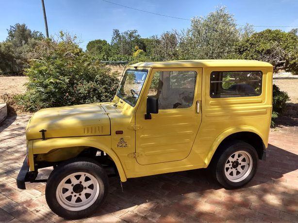 Jeep Suzuki LJ80VRDAN Classico
