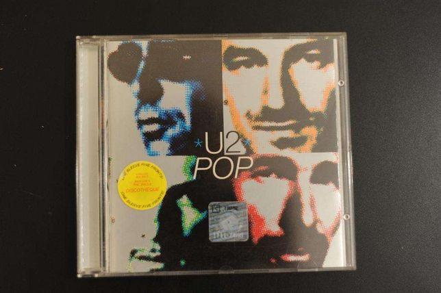 """U2 'Pop"""" CD"""