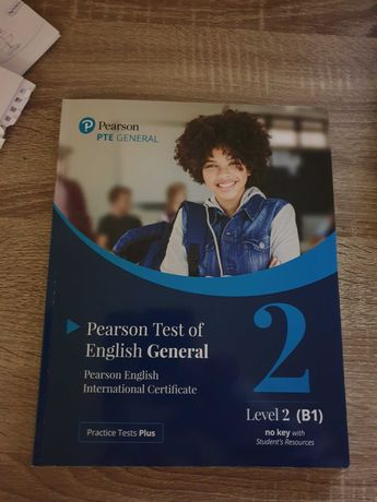 Pearson Test of English General (B1)
