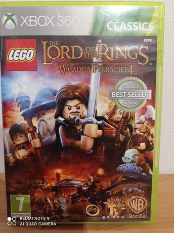 Oryginalna gra LEGO Władca pierścieni. Xbox 360