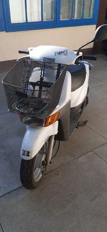 Скутер мопед мотоцикл грузовой honda topic pro af 38