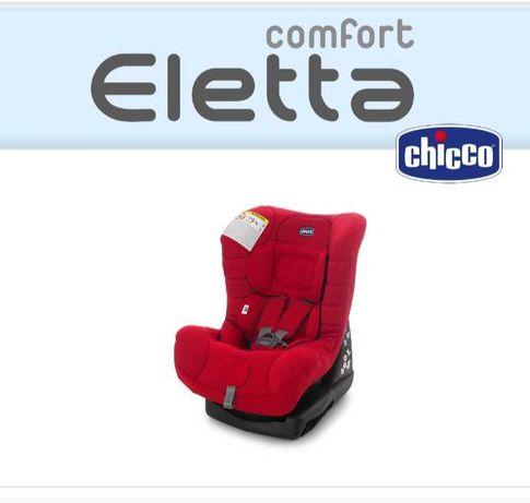 Детское автокресло Chicco Eletta 0-18 кг, возраст до 5 лет