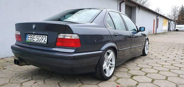 Felgi BMW e36 5x120 17