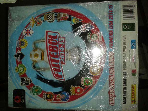 Caderneta de futebol primeira liga 2014/2015