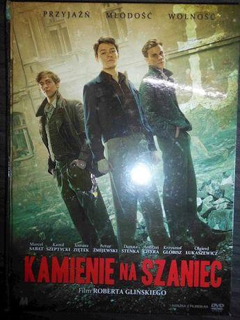 Kamienie na szaniec DVD