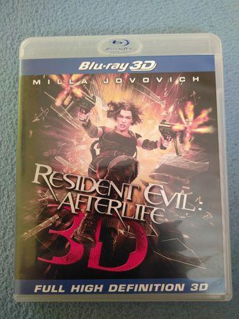 Resident evil afterlife Blu Ray 3D/2D
