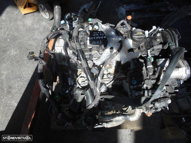 Motor Citroen C4 2012 1.6 Hdi 9H06 m156